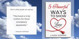 5 Powerful Ways to Show Love book cover